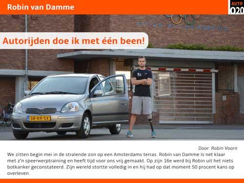 Auto 020 | Robin van Damme
